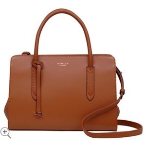 Radley London Liverpool Street Satchel
